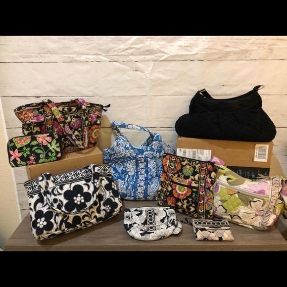 Vera Bradley Handbags - Vera Bradley Mystery Box - 5 to 7 Items
